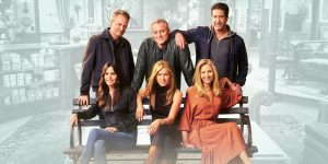 Friends The Reunion on HBO Sparks Speculation About Matthew Perry