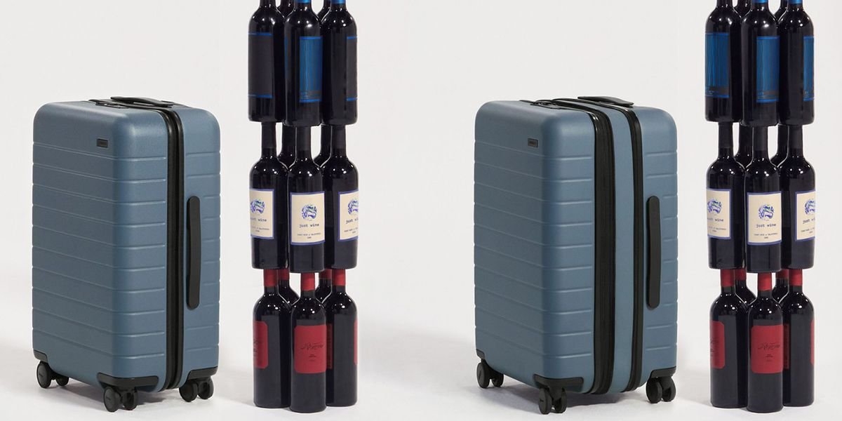Away Luggage Just Launched Its First Expandable Hard-Sided Suitcases for Even More Space