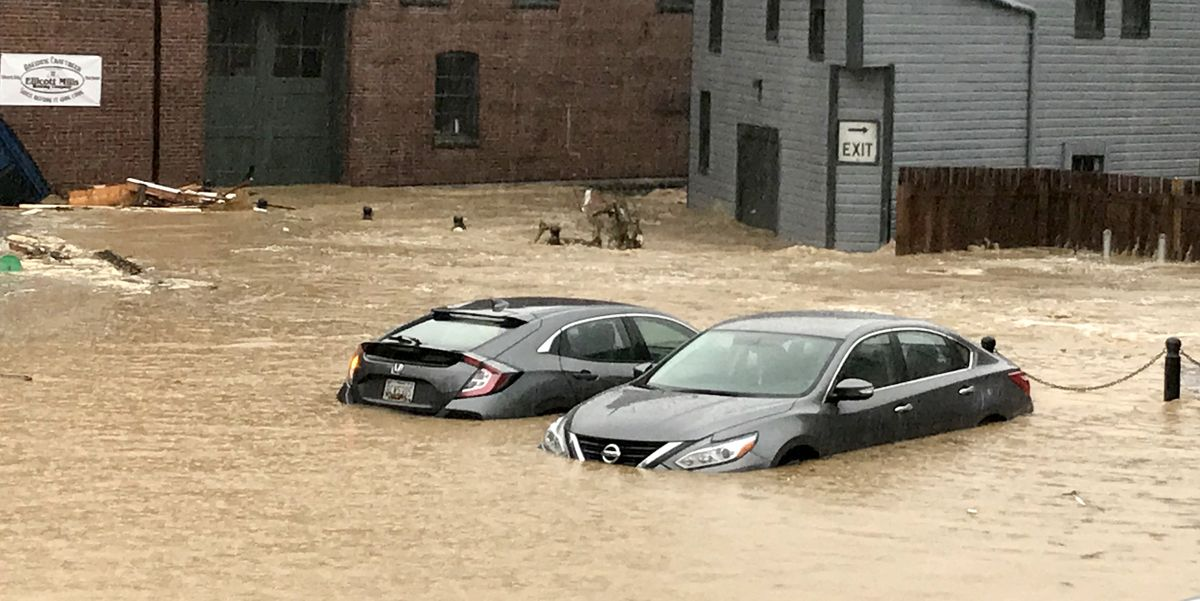 Ellicott City, Maryland Will Try to Fix Its Flooding Problems