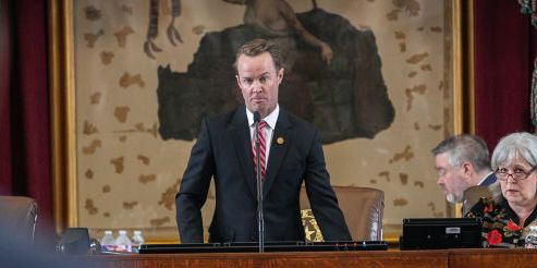 Texas House Speaker Dade Phelan Bans the Word 'Racism' in Chamber