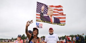 Trump Booed for Suggesting Covid19 Vaccine to Alabama Supporters