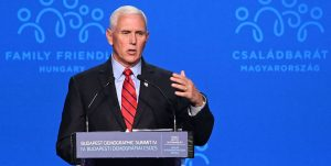 Mike Pence Minimizes January 6, the Day Some Trump Fans Wanted to Hang Him